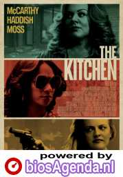 The Kitchen poster, © 2019 Warner Bros.
