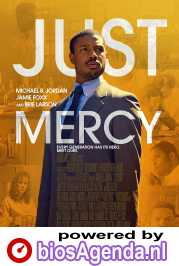 Just Mercy poster, © 2019 Warner Bros.