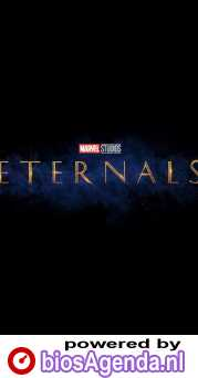 Eternals poster, © 2021 Walt Disney Pictures