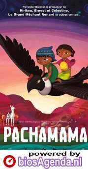 Pachamama poster, copyright in handen van productiestudio en/of distributeur