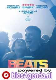 Beats poster, copyright in handen van productiestudio en/of distributeur