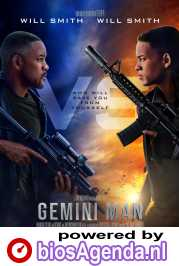 Gemini Man poster, © 2019 Universal Pictures International