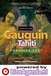 Gauguin in Tahiti: The Search for Paradise poster, copyright in handen van productiestudio en/of distributeur