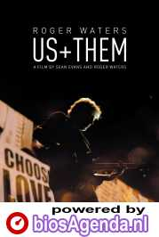 Roger Waters - Us + Them poster, copyright in handen van productiestudio en/of distributeur