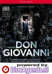 Royal Opera House: Don Giovanni poster, copyright in handen van productiestudio en/of distributeur