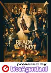 Ready or Not poster, copyright in handen van productiestudio en/of distributeur