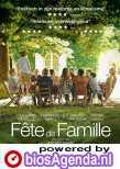 Fête de Famille poster, © 2019 Cherry Pickers