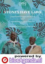 Stones have Laws poster, copyright in handen van productiestudio en/of distributeur
