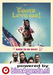 Bears Love Me! poster, copyright in handen van productiestudio en/of distributeur
