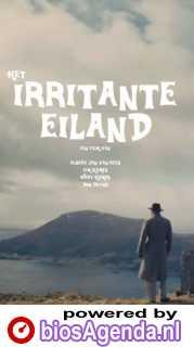 Het irritante eiland poster, copyright in handen van productiestudio en/of distributeur