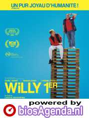 Willy 1er poster, copyright in handen van productiestudio en/of distributeur