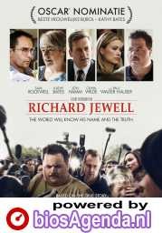 Richard Jewell poster, © 2019 Warner Bros.