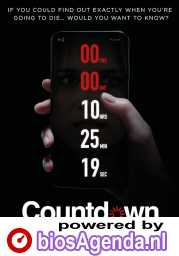 Countdown poster, copyright in handen van productiestudio en/of distributeur