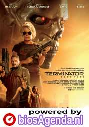 Terminator: Dark Fate poster, © 2019 The Walt Disney Company Benelux / 20th Century Fox
