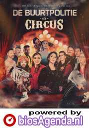 De Buurtpolitie 3: Het Circus poster, copyright in handen van productiestudio en/of distributeur