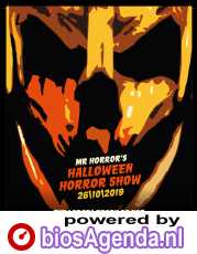 Halloween Horror Show 2019 poster, copyright in handen van productiestudio en/of distributeur
