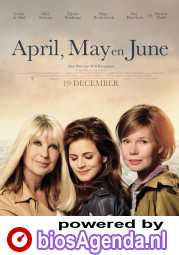 April, May en June poster, © 2019 Independent Films