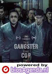 The Gangster, the Cop, the Devil poster, © 2019 Splendid Film