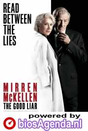 The Good Liar poster, © 2019 Warner Bros.