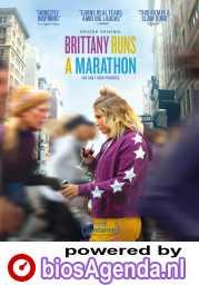 Brittany Runs a Marathon poster, © 2019 The Searchers