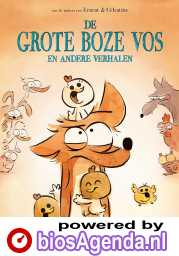 De Grote Boze Vos (NL) poster, © 2019 Periscoop Film