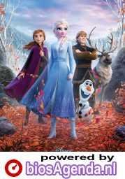 Frozen II poster, © 2019 Walt Disney Pictures