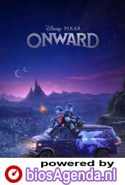 Onward (NL) poster, © 2020 Walt Disney Pictures