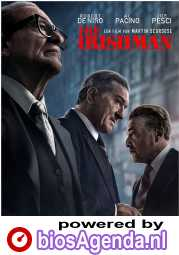 The Irishman poster, © 2019 The Searchers