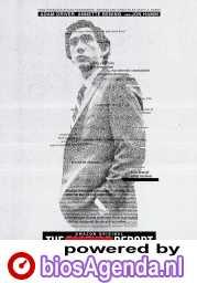 The Report poster, copyright in handen van productiestudio en/of distributeur