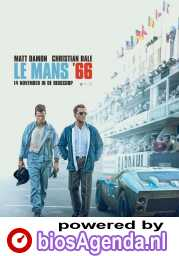 Le Mans '66 poster, © 2019 The Walt Disney Company Benelux / 20th Century Fox