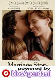 Marriage Story poster, © 2019 The Searchers
