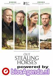 Out Stealing Horses poster, © 2019 September