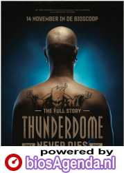 Thunderdome Never Dies poster, © 2019 Just Film Distribution