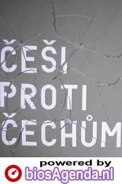 Czechs Against Czechs poster, copyright in handen van productiestudio en/of distributeur