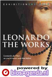 Leonardo: The Works poster, copyright in handen van productiestudio en/of distributeur