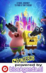 The SpongeBob Movie: Sponge on the Run poster, © 2020 Universal Pictures International