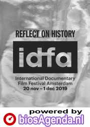 IDFA 2019 poster, copyright in handen van productiestudio en/of distributeur