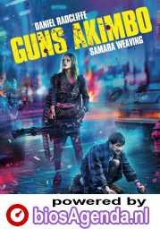 Guns Akimbo poster, © 2019 Gusto Entertainment