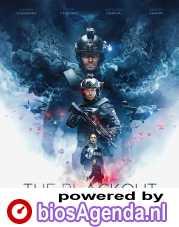 The Blackout poster, copyright in handen van productiestudio en/of distributeur