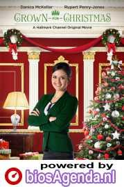 Crown for Christmas poster, copyright in handen van productiestudio en/of distributeur