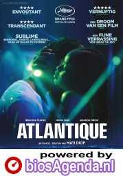 Atlantique poster, © 2019 Cinéart