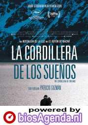 La Cordillera de los suenos poster, © 2019 Cinéart