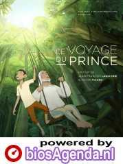 The Prince's Voyage poster, copyright in handen van productiestudio en/of distributeur