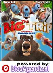 Big Trip poster, copyright in handen van productiestudio en/of distributeur