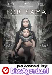For Sama poster, © 2019 Periscoop Film