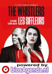 The Whistlers poster, © 2019 Cherry Pickers