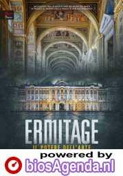 Ermitage. Il potere dell'arte poster, copyright in handen van productiestudio en/of distributeur