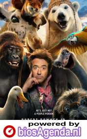 Dolittle poster, © 2020 Universal Pictures International