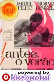 Antes, o Verão poster, copyright in handen van productiestudio en/of distributeur