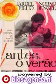 Antes, o Verão poster, copyright in handen van productiestudio en/of distributeur